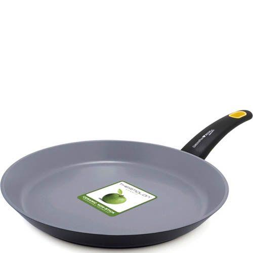 Блинная сковорода Green Pan Siena 3D EGGS 28 см, фото