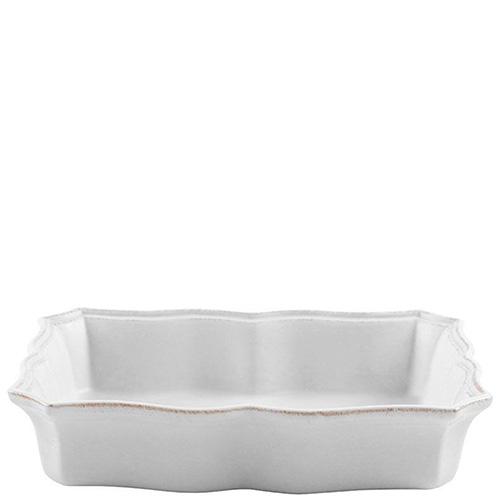 Форма для лазаньи Costa Nova Impressions белая 30х22х6см, фото