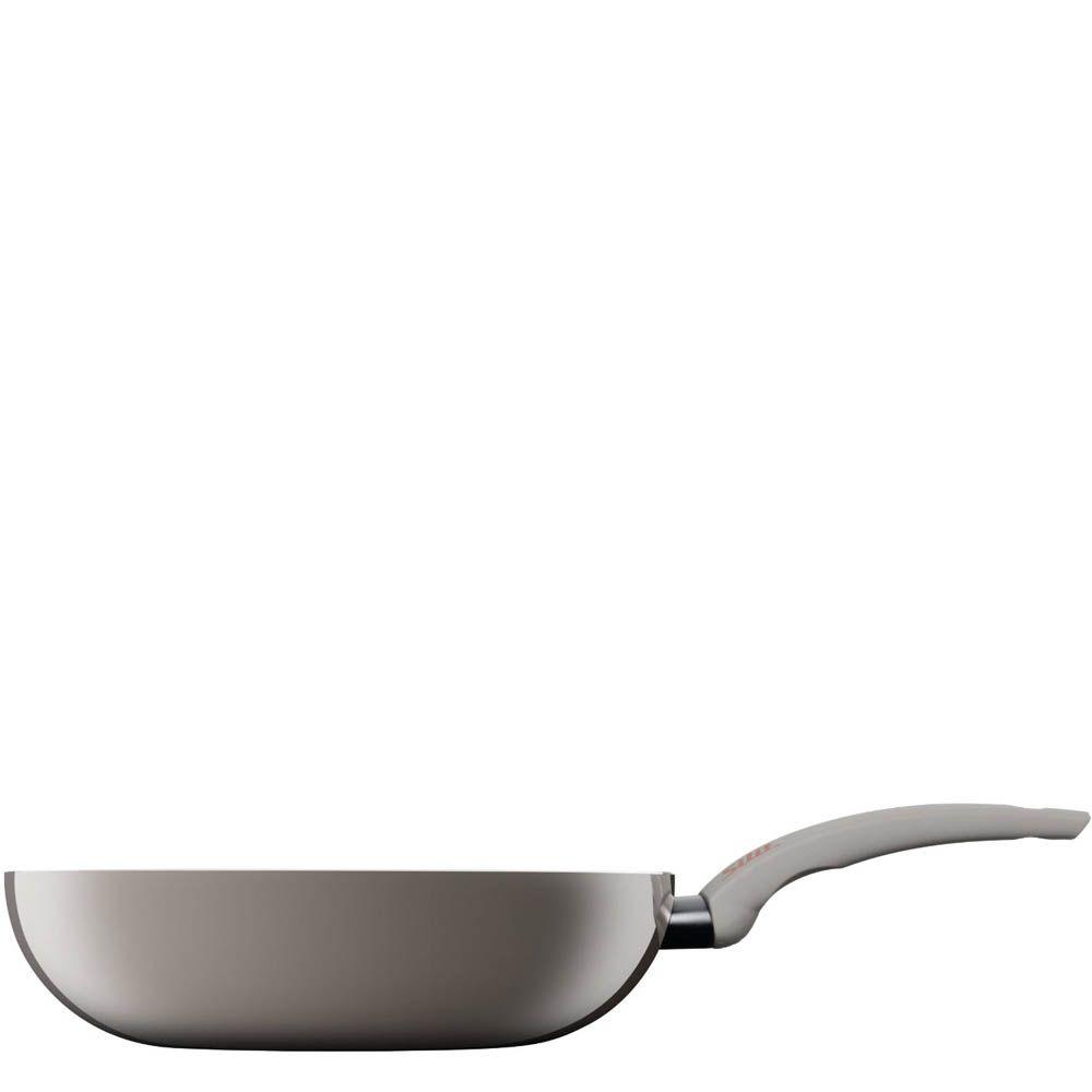 Вок Silit Selara 28 см серый с керамическим покрытием