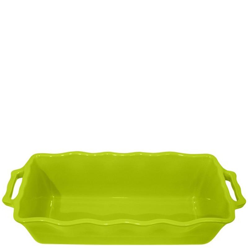 Форма прямоугольная Appolia Delices для кекса зеленого цвета 33х13,5см