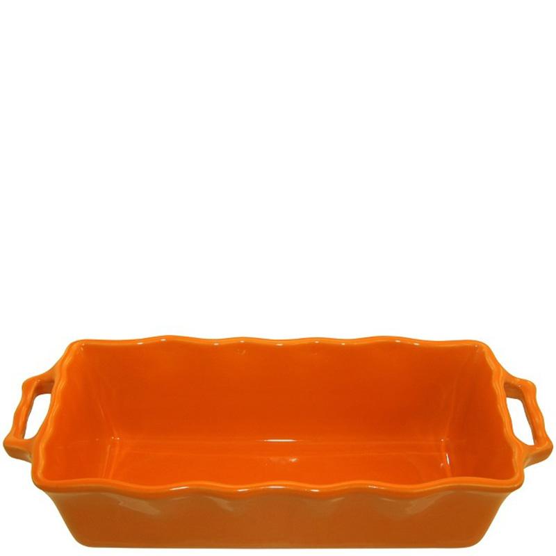 Форма прямоугольная Appolia Delices для кекса оранжевого цвета 33х13,5см