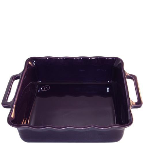 Керамическая квадратная форма для выпечки Appolia фиолетового цвета 31 см