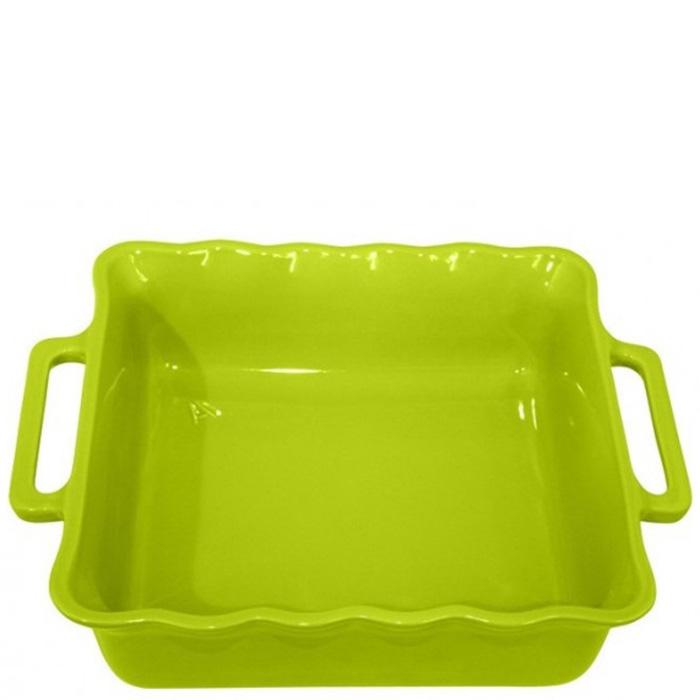 Форма квадратная Appolia Delices зеленого цвета 34,5см
