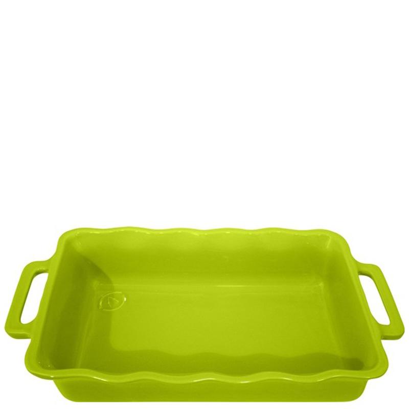 Форма прямоугольная Appolia Delices зеленого цвета 27,5х17,6см