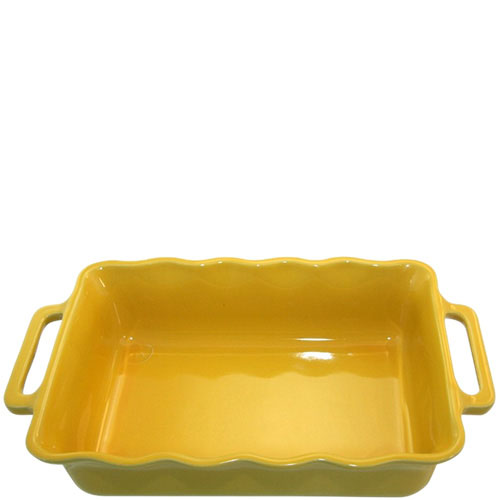 Прямоугольная форма для выпечки Appolia желтого цвета