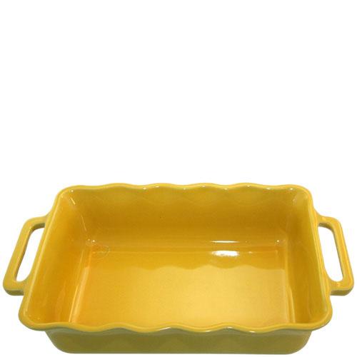 Большая прямоугольная форма для выпечки Appolia оранжевого цвета