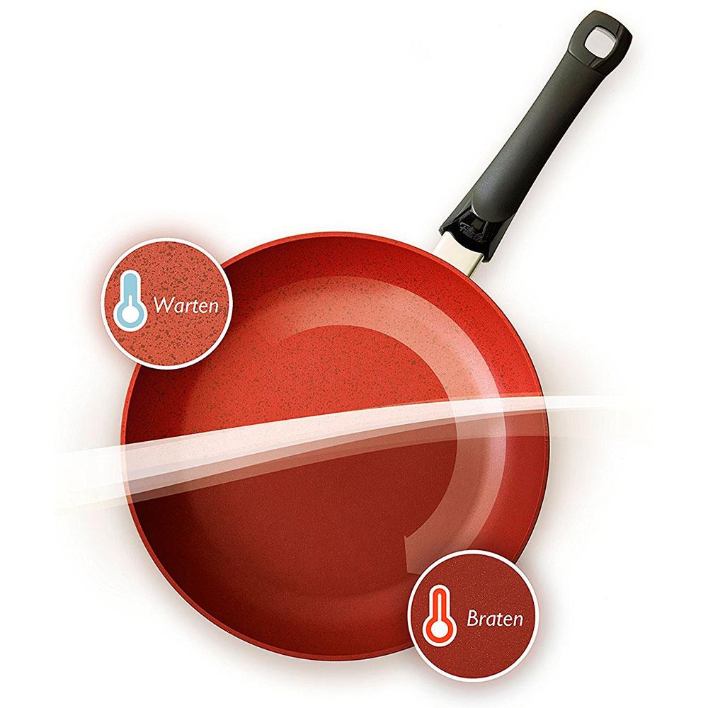 Сковородка Fissler SensoRed 24см