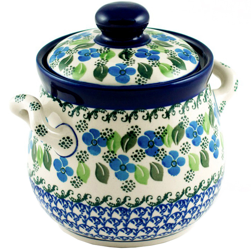 Горшочек для жаркого Ceramika Artystyczna с ручками