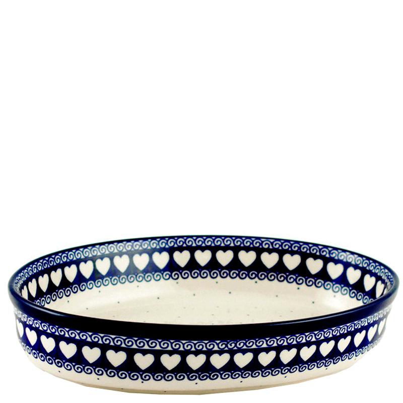 Форма для запекания Ceramika Artystyczna Валентинки