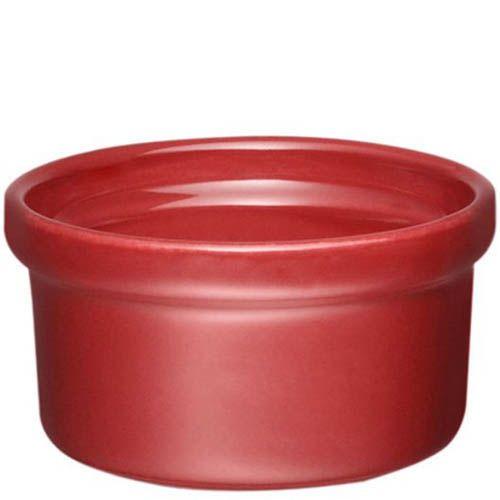 Набор порционных форм Emile Henry Natural Chic красного оттенка Grenade