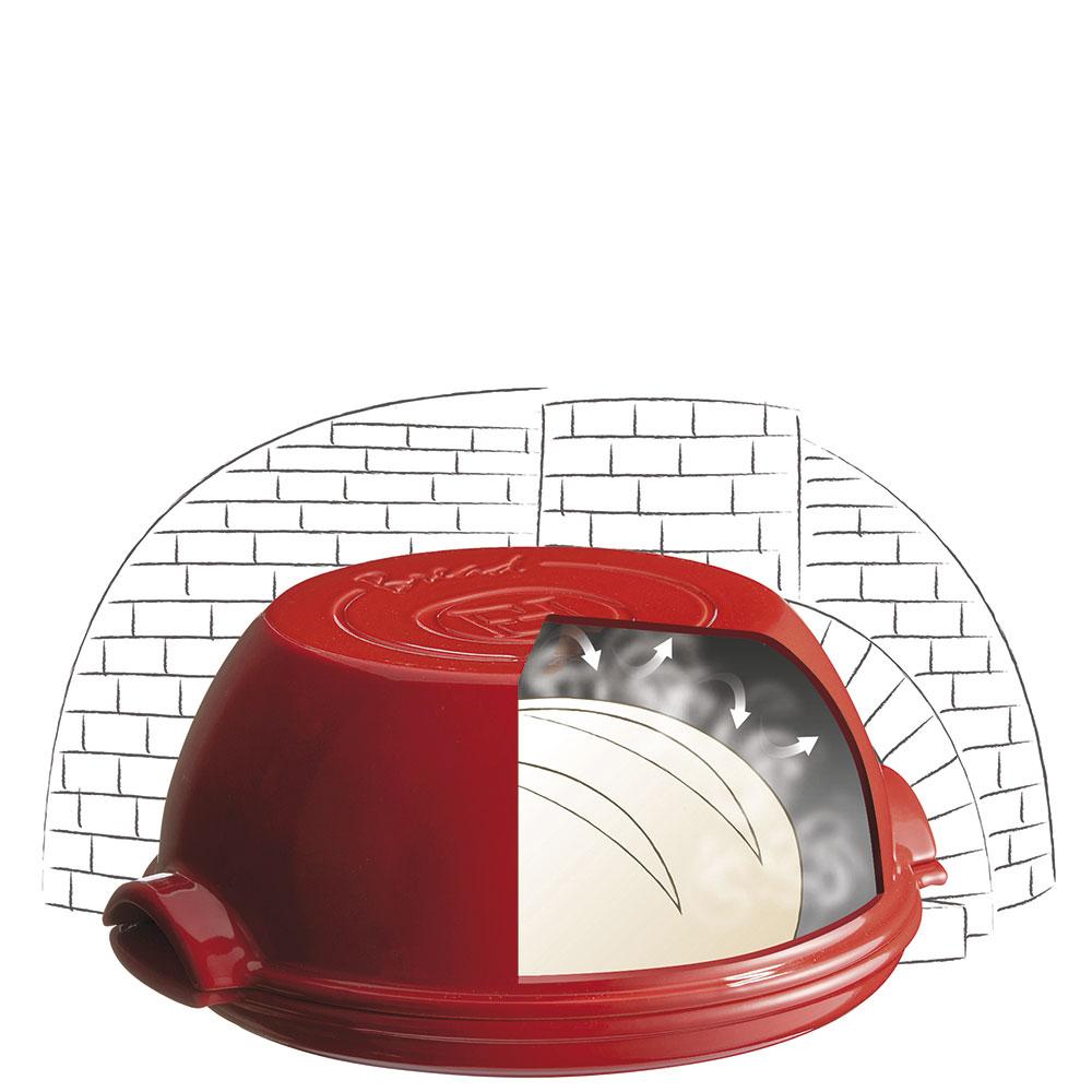 Форма Emile Henry для выпечки хлеба