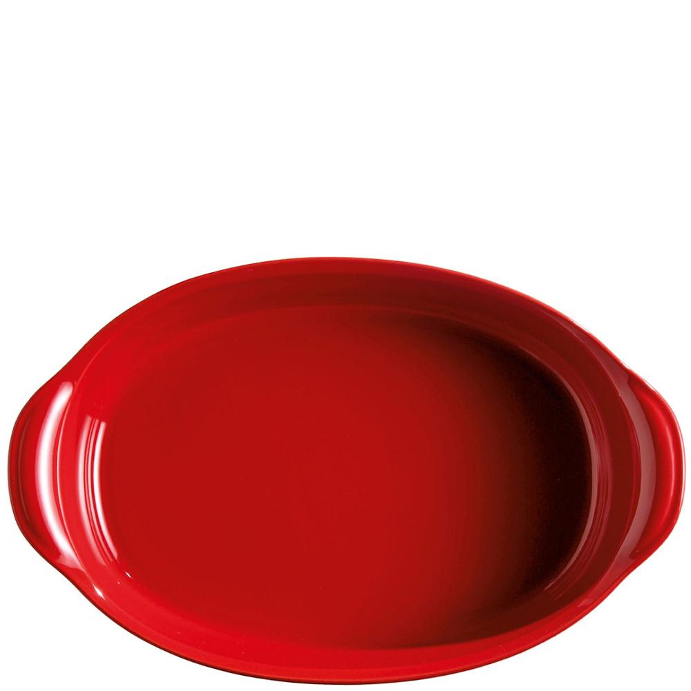 Форма для запекания Emile Henry Ovenware красная 35х22,5см