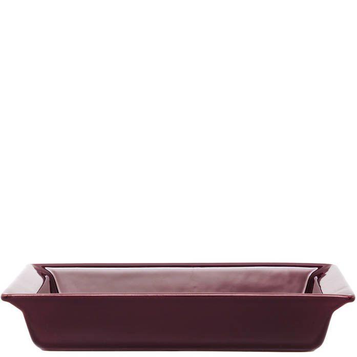 Форма прямоугольная Emile Henry Urban Colors Figue из керамики с прочным покрытием