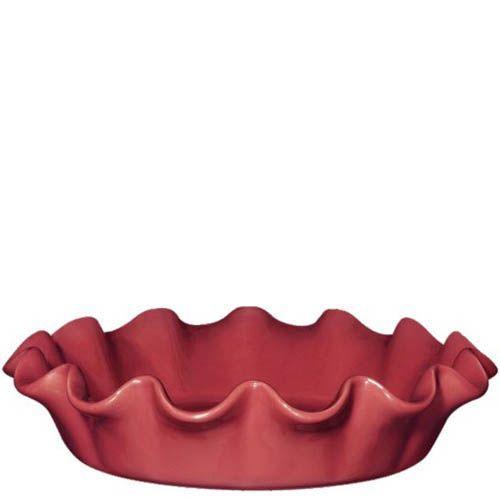 Форма Emile Henry Urban Colors Framboise керамическая круглая 26 см