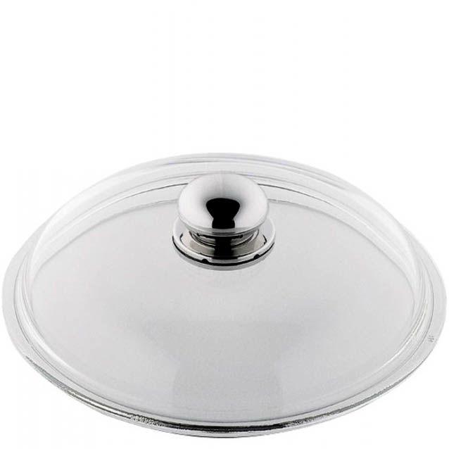 Крышка Silit Lids кухонная 24 см из прозрачного жаропрочного стекла