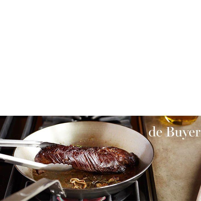 Сковорода De Buyer Mineral B Element 24 см