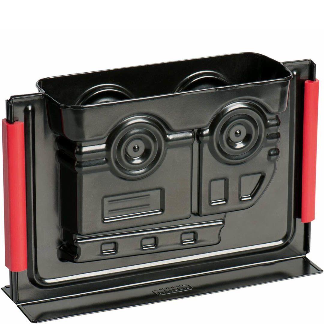 Форма объемная Kaiser Backform Baking Pan 3d пожарная машина