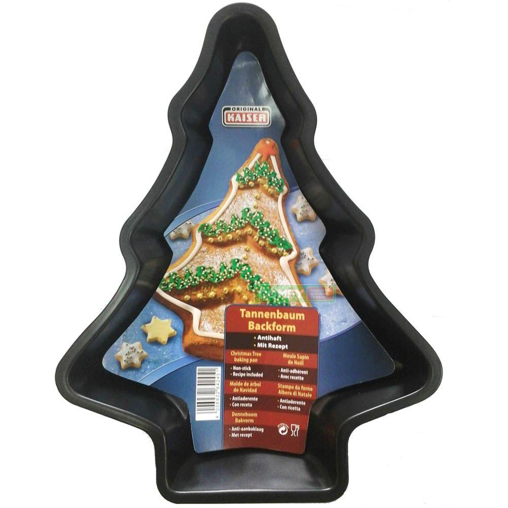 Форма-елка Kaiser Backform Winter And Christmas