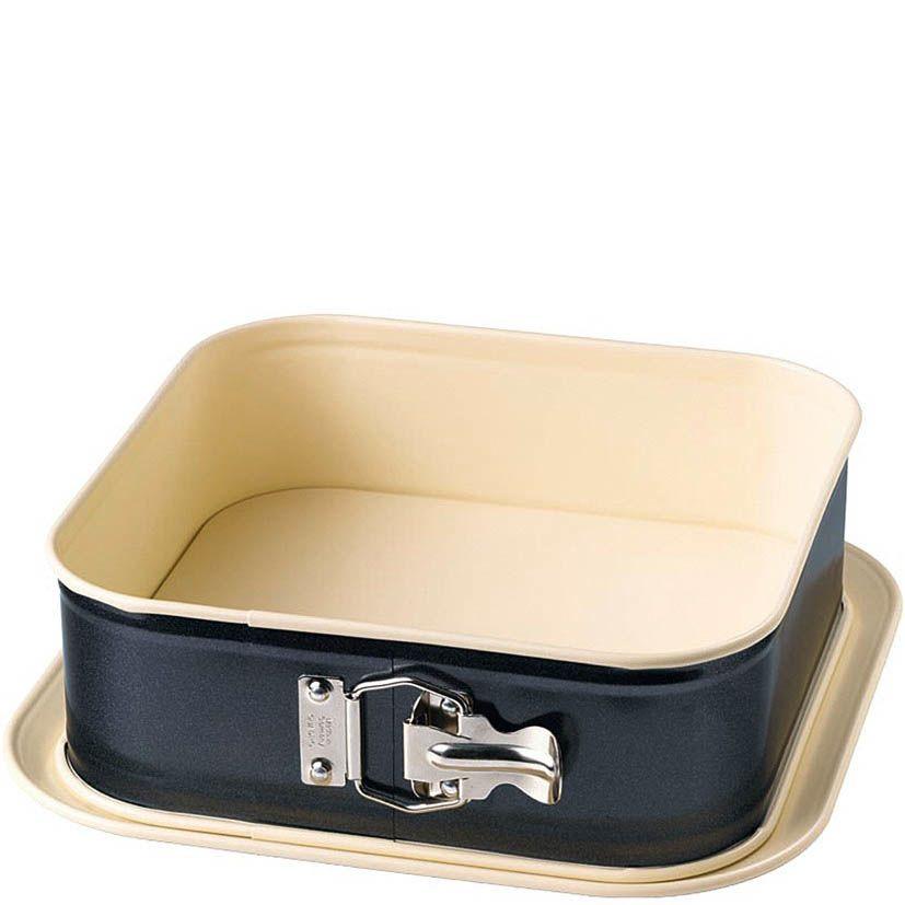 Форма квадратная со съемным бортом Kaiser Backform Home с керамическим покрытием