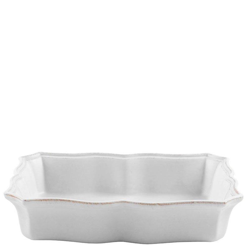 Форма для лазаньи Costa Nova Impressions белая 30х22х6см