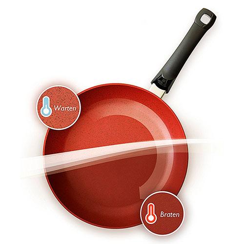 Сковорода Fissler SensoRed 20см, фото