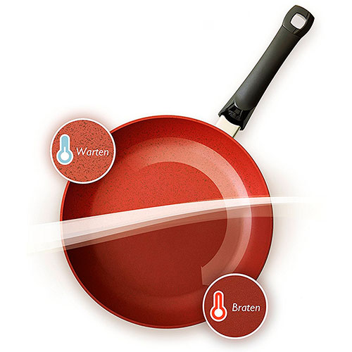Сковородка Fissler SensoRed 24см, фото