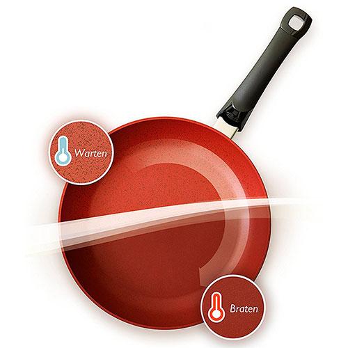 Сковородка Fissler SensoRed 28см, фото