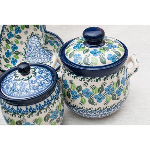 Горшочек для жаркого Ceramika Artystyczna с ручками, фото