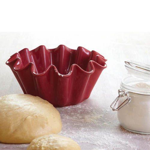 Форма для кекса Emile Henry Urban Colors красная оттенка Framboise 23 см, фото