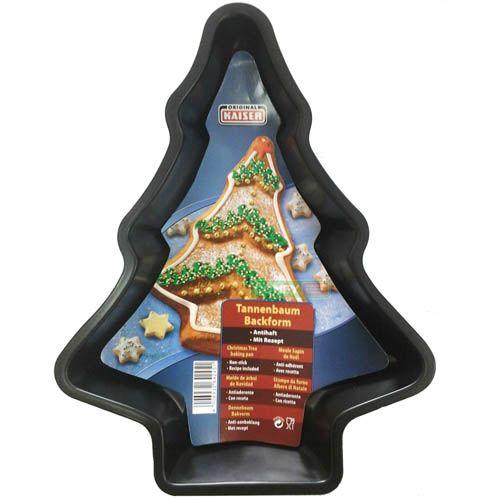 Форма-елка Kaiser Backform Winter And Christmas, фото