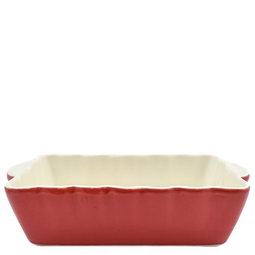 Форма для запекания Villa Grazia Петушки красного цвета, фото