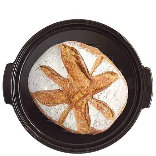 Форма для выпечки Emile Henry на большую буханку хлеба, фото
