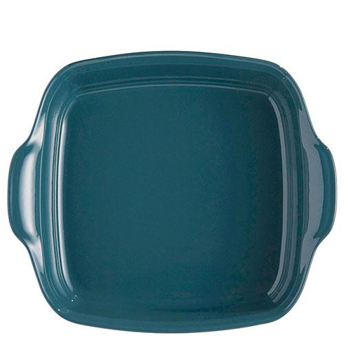 Форма для запекания Emile Henry Ovenware синего цвета 28х23см, фото