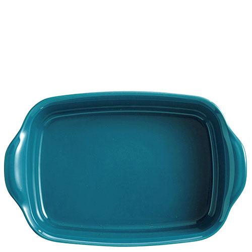 Форма для запекания Emile Henry Ovenware синяя 22х14см, фото