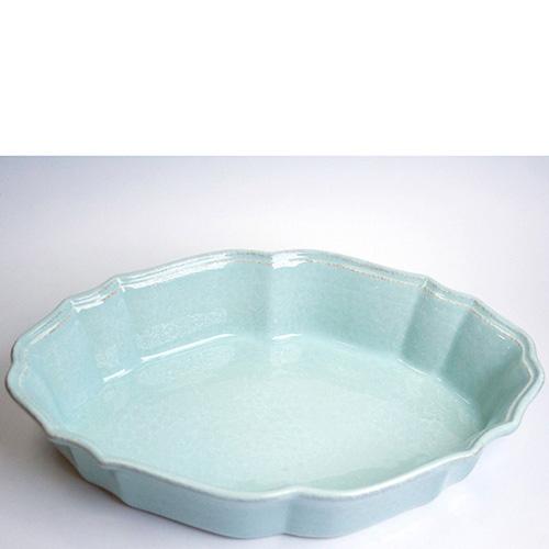 Блюдо для запекания Costa Nova Impressions 35x24x7см голубое, фото